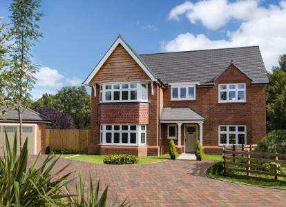4 Bedrooms House for sale in Sandy Lane, Buckshaw Village, Chorley, PR7