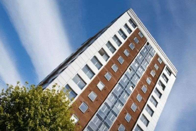 3 Bedrooms Flat for sale in Lace Street, Liverpool