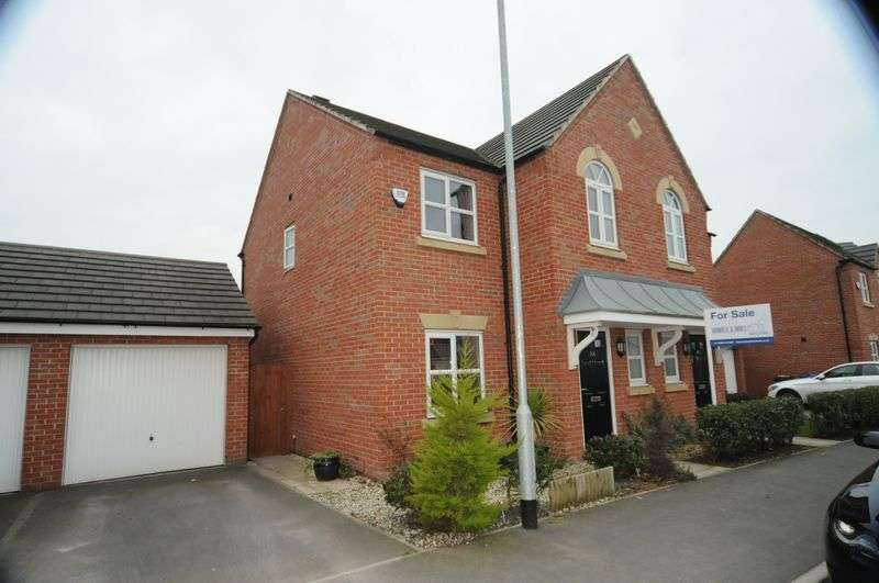 3 Bedrooms House for sale in Powder Mill Road, Warrington