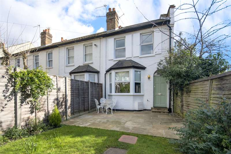 2 Bedrooms End Of Terrace House for sale in Park Square, Esher, Surrey, KT10
