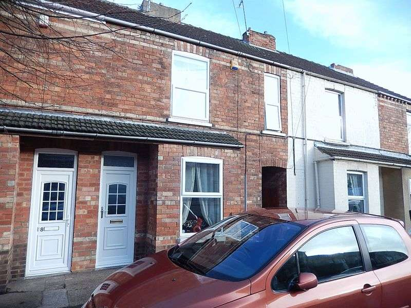 2 Bedrooms Terraced House for sale in Woods Terrace, Gainsborough