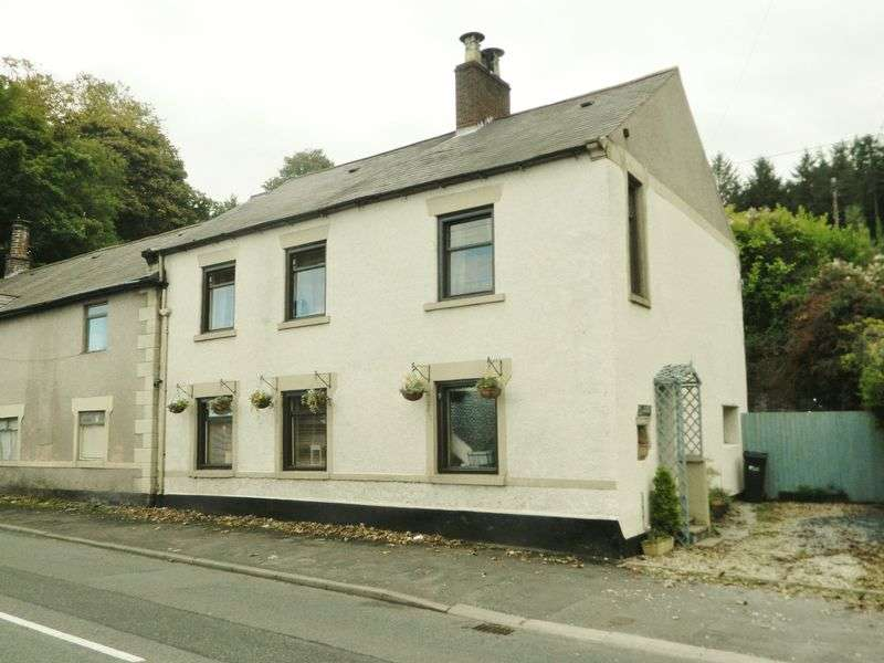 3 Bedrooms Semi Detached House for sale in The Quay, Mostyn