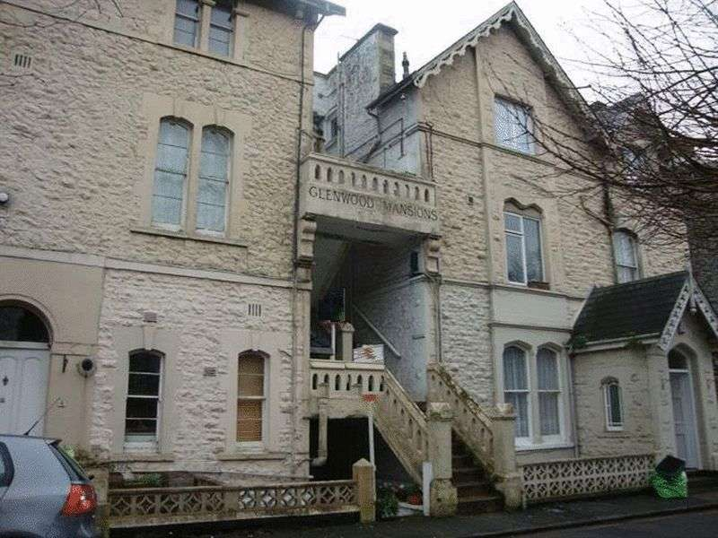 1 Bedroom Flat for sale in Shrubbery Avenue, Weston-super-Mare