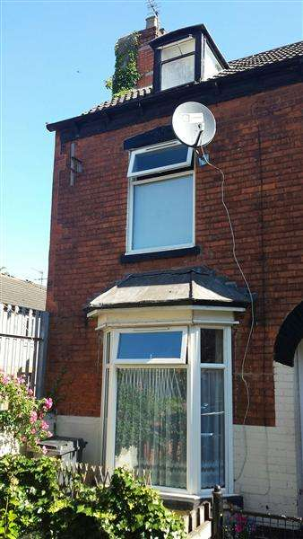 Terraced House for sale in Beta Villas, Mayfield Street, Hull