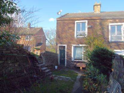 3 Bedrooms End Of Terrace House for sale in Clement View, Nelson, Lancashire, BB9