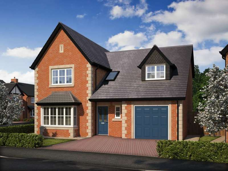 4 Bedrooms Detached House for sale in The Taunton, Brookwood Park, Blackpool Road, Kirkham