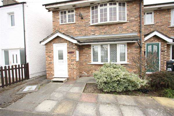 1 Bedroom Apartment Flat for sale in Queens Road, Little Sutton, Ellesmere Port
