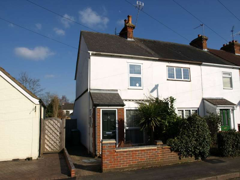 2 Bedrooms End Of Terrace House for sale in York Road, Farnborough, GU14