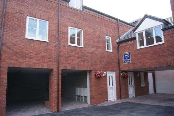 2 Bedrooms Terraced House for sale in Hampton, Evesham