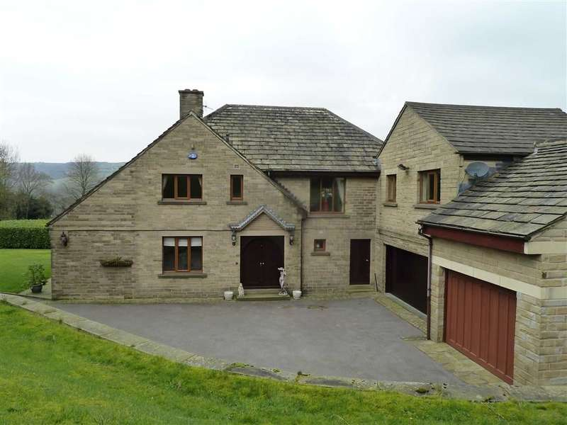 4 Bedrooms Property for sale in Manchester Road, Marsden, HUDDERSFIELD, HD7