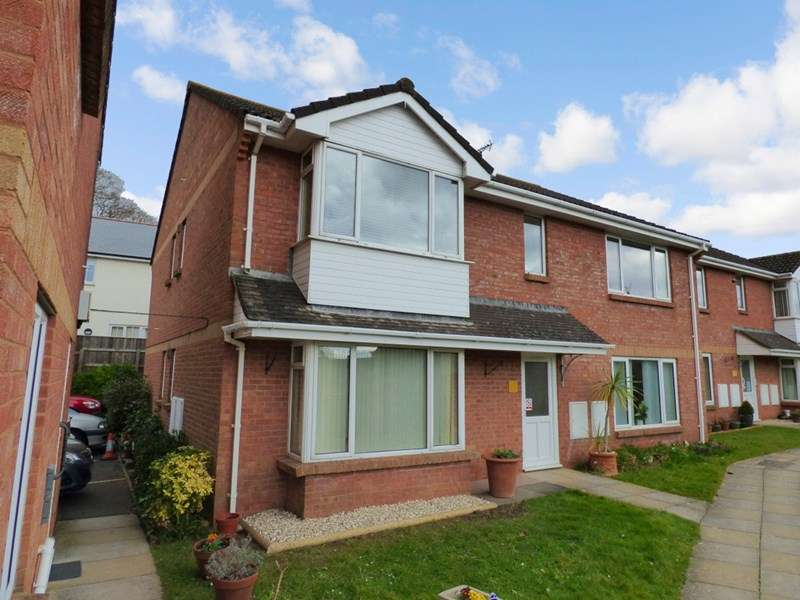 1 Bedroom Retirement Property for sale in Stanley Mews, Budleigh Salterton, EX9 6RG