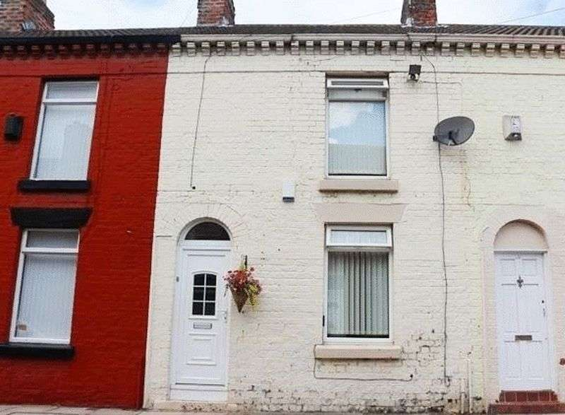 2 Bedrooms Terraced House for sale in Drayton Road, Anfield, Liverpool, L4