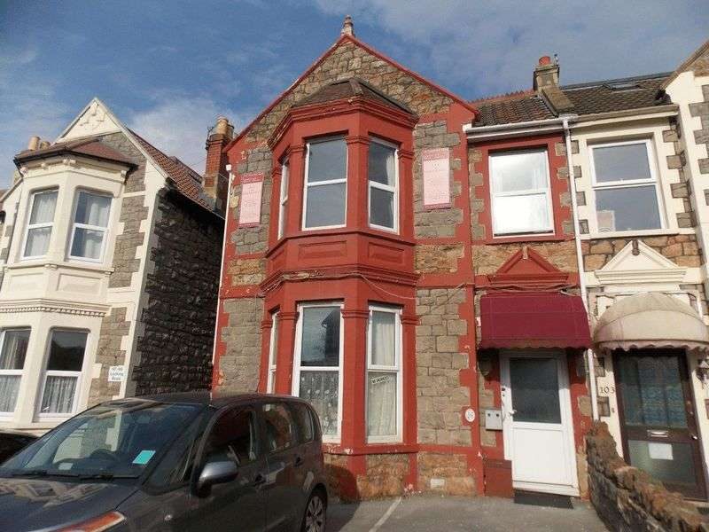 7 Bedrooms Semi Detached House for sale in Locking Road, Weston-super-Mare