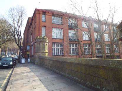 1 Bedroom Flat for sale in The Newarke, Leicester, Leicestershire
