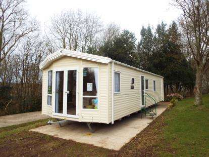 Mobile Home for sale in Woodlands Hall Caravan Park, Llanfwrog, Ruthin, Denbighshire, LL15