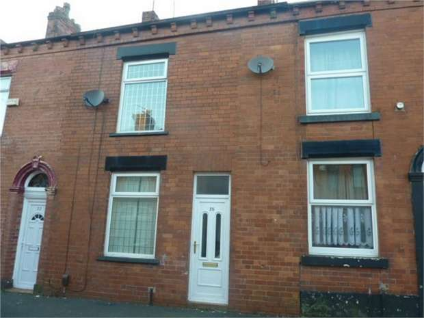 2 Bedrooms Terraced House for sale in Marion Street, Oldham, Lancashire