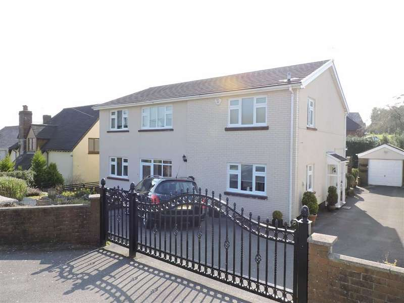 4 Bedrooms Property for sale in Church Road, Llanedi