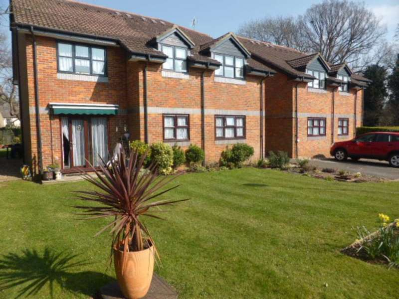 2 Bedrooms Apartment Flat for sale in Pitson Close, Addlestone