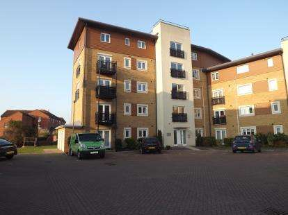2 Bedrooms Flat for sale in Bridgwater, Somerset