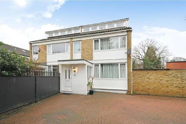 3 Bedrooms Semi Detached House for sale in Stunning 3/4 bedroom for sale in Forest Hill, London
