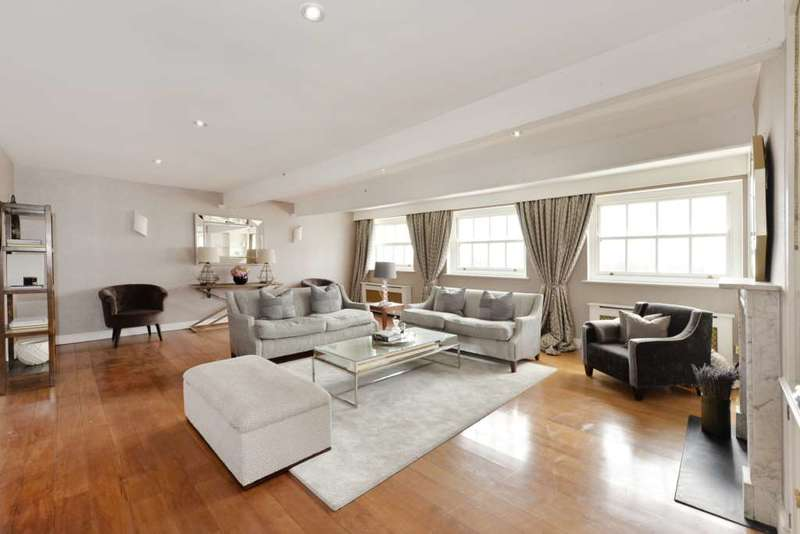 3 Bedrooms Apartment Flat for sale in Hyde Park Gardens, Bayswater W2