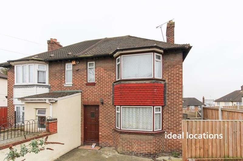 3 Bedrooms Semi Detached House for sale in 3 Bedroom Semi-deatched House For Sale, Joslin Road, Purfleet