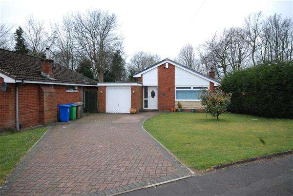 2 Bedrooms Bungalow for sale in Lawnswood, Rochdale