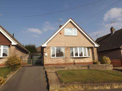 3 Bedrooms Bungalow for sale in Valley Drive, Newthorpe, Nottingham, Nottinghamshire
