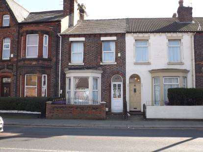 4 Bedrooms Terraced House for sale in Longmoor Lane, Liverpool, Merseyside, L9
