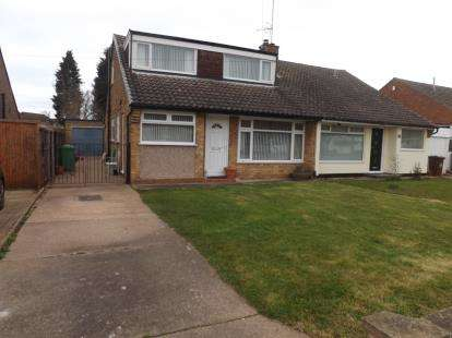 4 Bedrooms Semi Detached House for sale in The Downs, Silverdale, Nottingham