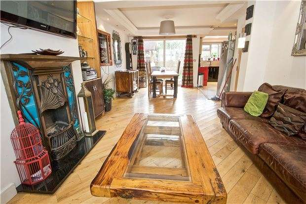 4 Bedrooms Detached House for sale in Kingsmead Avenue, KINGSBURY, NW9 7NP