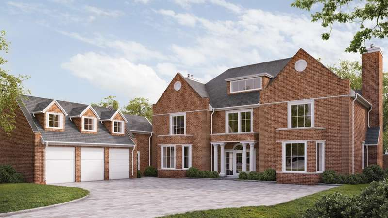 6 Bedrooms Property for sale in Chessetts Wood Road, Lapworth, Solihull