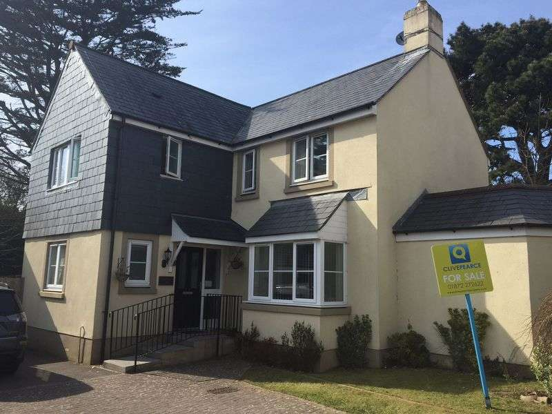 6 Bedrooms Detached House for sale in College Way, Truro