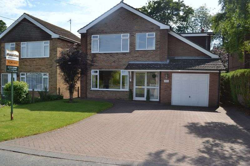 4 Bedrooms Detached House for sale in Westoby Lane, Barrow-upon-Humber