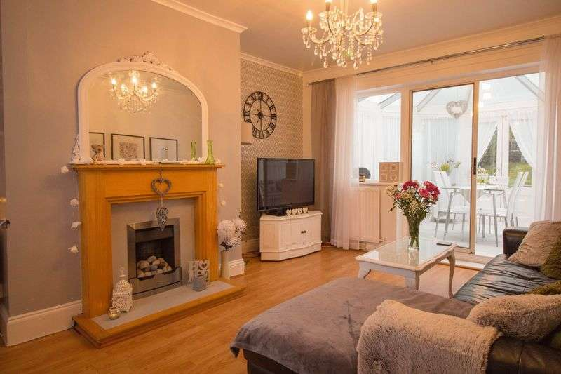 2 Bedrooms Semi Detached House for sale in South View Terrace