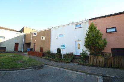 3 Bedrooms Terraced House for sale in Barra Place, Broomlands, Irvine, North Ayrshire