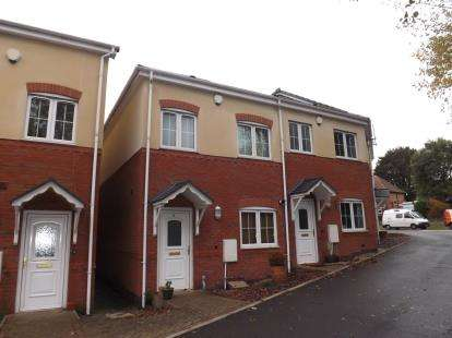 2 Bedrooms Semi Detached House for sale in Wagon Lane, Solihull, West Midlands