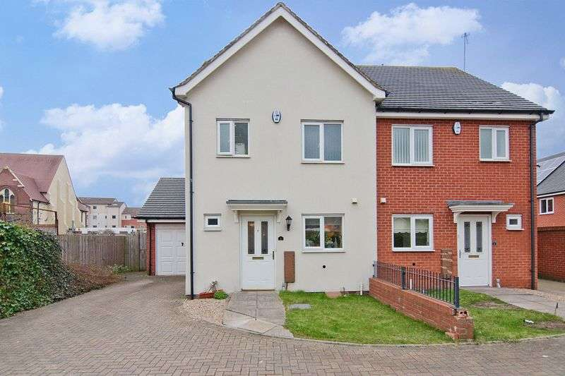 3 Bedrooms Semi Detached House for sale in 5 Jeremiah Road, Wolverhampton