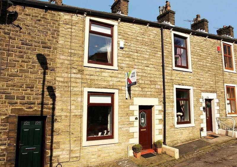 2 Bedrooms Terraced House for sale in 29 Alexandra Terrace, Moorside