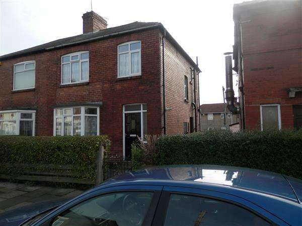 3 Bedrooms Semi Detached House for sale in Ellesmere Avenue, Newcastle