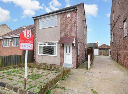 2 Bedrooms Detached House for sale in Tipton Street, Sheffield, South Yorkshire