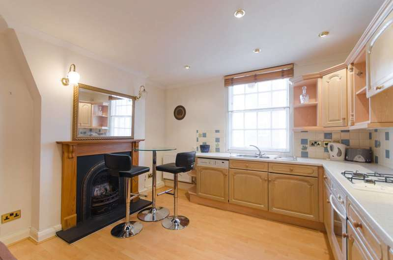 1 Bedroom Flat for sale in Jessel House, Westminster, SW1P