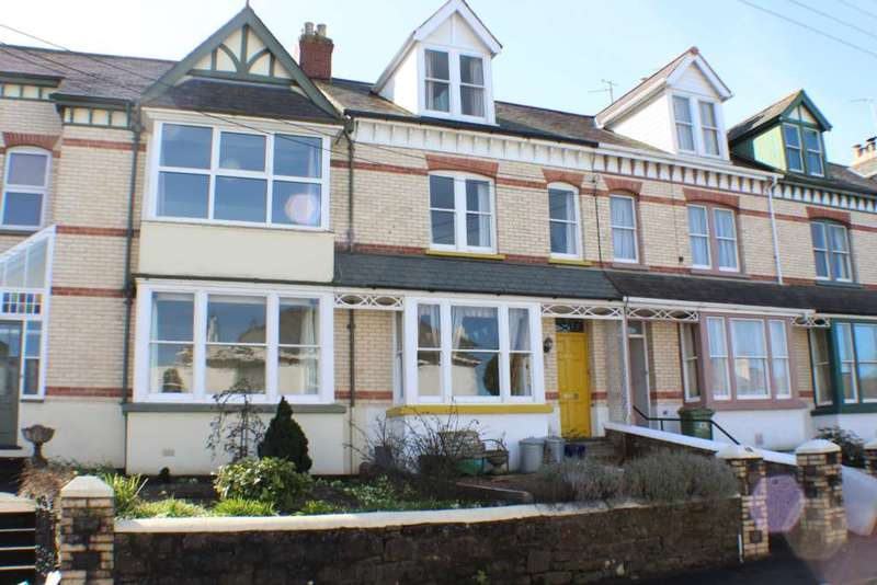 4 Bedrooms Terraced House for sale in Abbotsham Road, Bideford