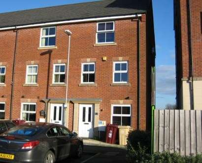 4 Bedrooms End Of Terrace House for sale in Ramswell Close, Bolton, Greater Manchester, BL3
