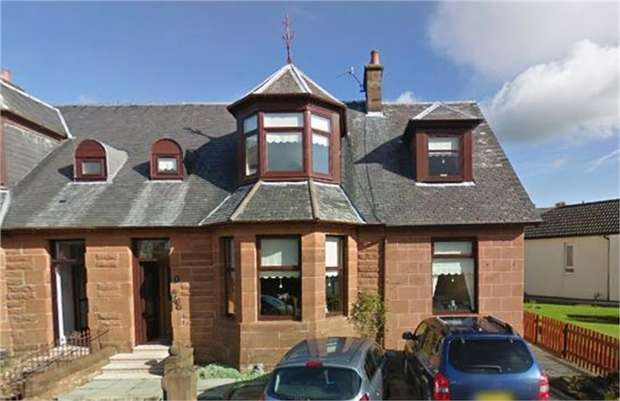 5 Bedrooms Semi Detached House for sale in Car Road, Cumnock, East Ayrshire