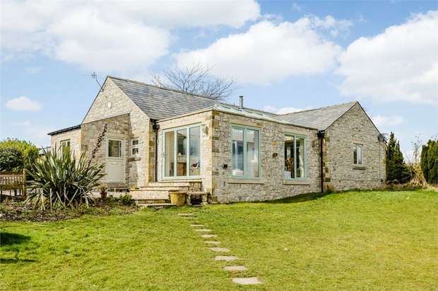 4 Bedrooms Detached House for sale in Coplow Dale, Little Hucklow, Buxton, Derbyshire