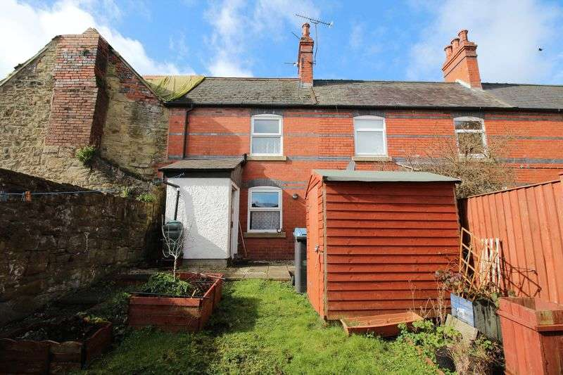 1 Bedroom Terraced House for sale in Middle Street, Wrexham