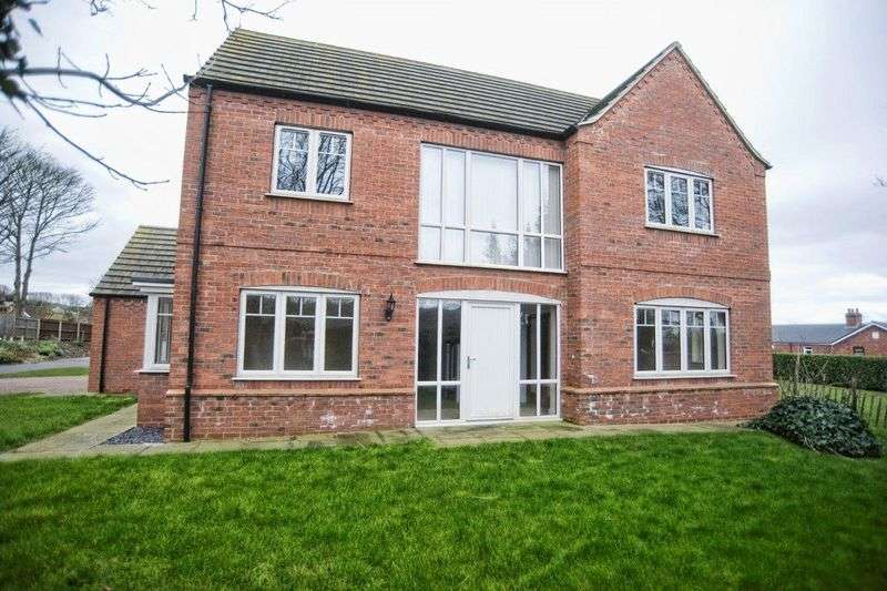 4 Bedrooms Detached House for sale in Church Lane, Bonby, DN20
