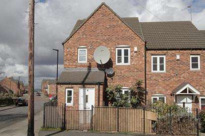 3 Bedrooms Semi Detached House for sale in Waltheof Road, Fairleigh, Sheffield