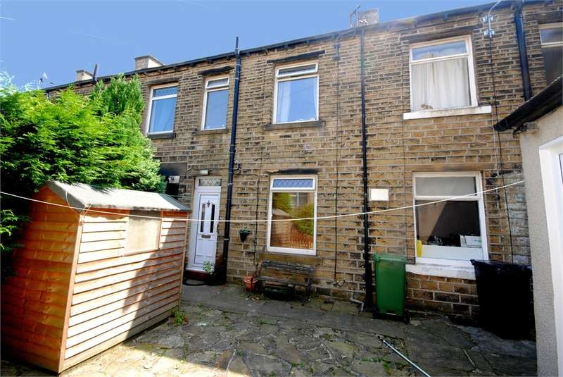 2 Bedrooms Terraced House for sale in Dean Street, Lindley, HUDDERSFIELD, West Yorkshire